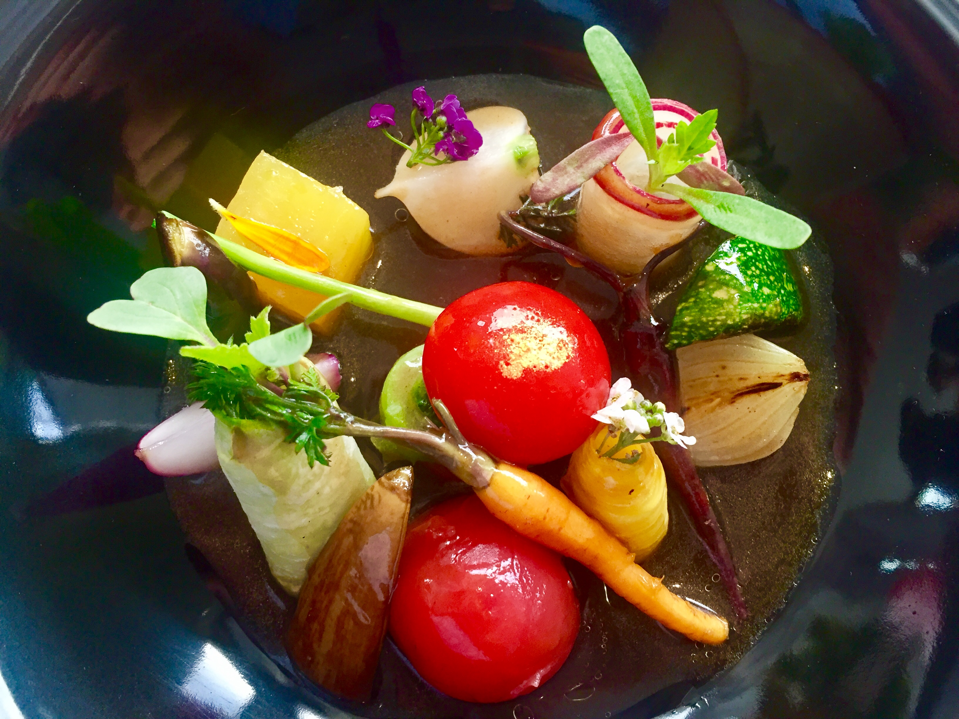 El crítico gastronómico más importante del país puntúa al Balneario con un notable alto