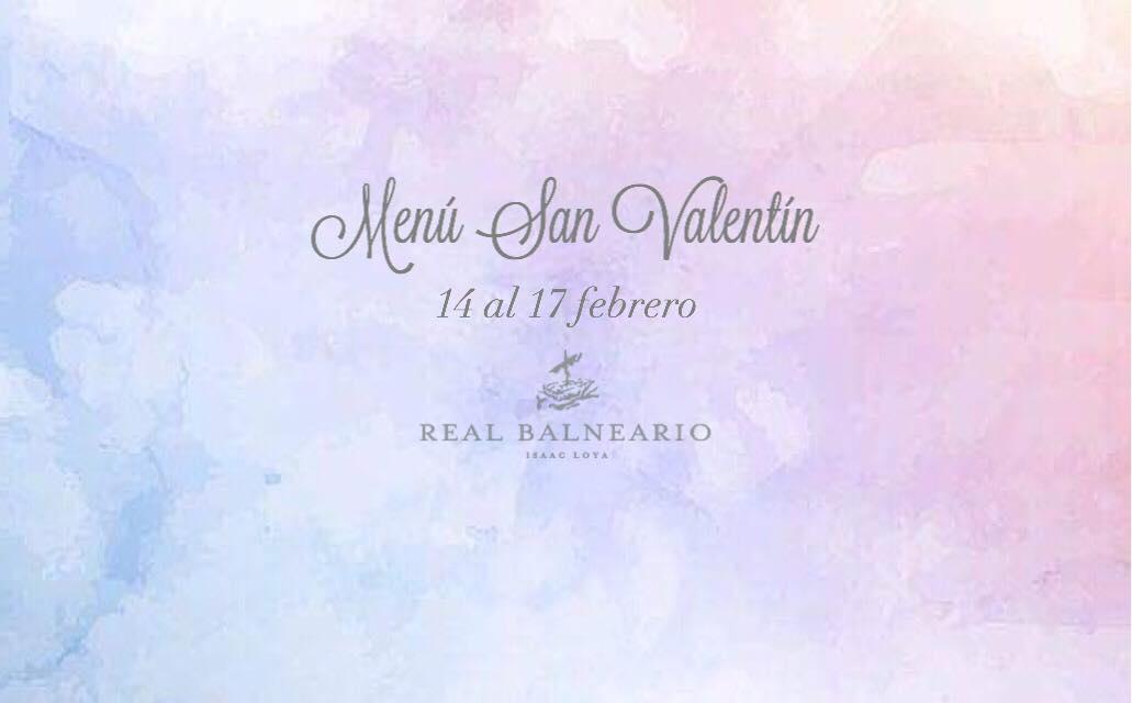 Menú especial para San Valentín