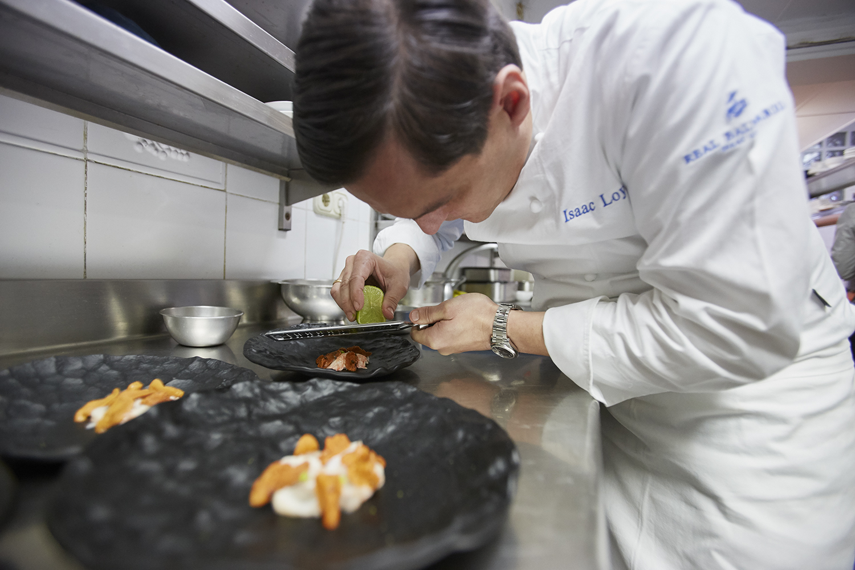Isaac Loya desgranará las mejores técnicas culinarias para los pescados en Madrid Fusión